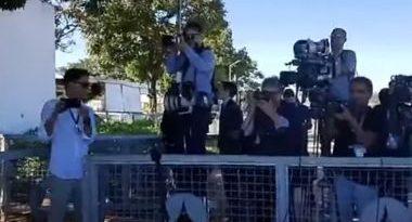Repórteres deixam entrevista após Bolsonaro incitar ataque de apoiadores contra imprensa por Ailma Teixeira
