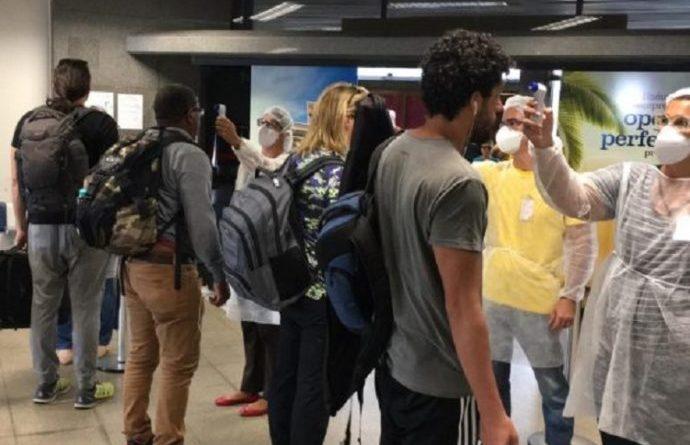 Estado recorre ao STJ contra proibição de medir temperatura de passageiros