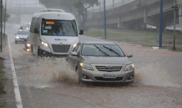 Codesal informa mudança em nível de atenção por causa da chuva