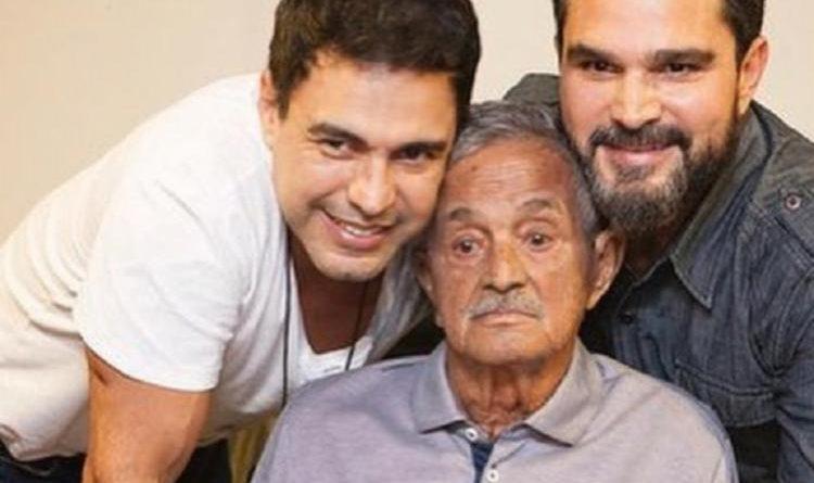 Morre Francisco, pai de Zezé de Camargo e Luciano