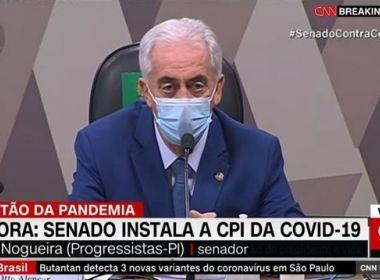 Senador sugere que Otto Alencar deixe CPI da Pandemia e parlamentares batem boca