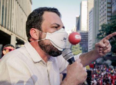 Boulos conversa com PDT, Rede e PCdoB sobre aliança para governo de SP em 2022