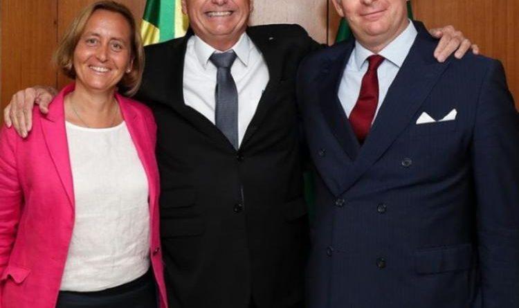 Comunidades judaicas criticam encontro de Bolsonaro com deputada alemã de extrema direita