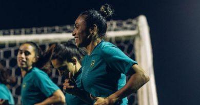 Seleção feminina pega Zâmbia mirando liderança do Grupo F